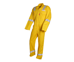industrial safety garments